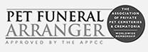 Pet Funeral Aranger Logo